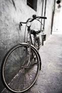 Fototapety ULICZKI rowery 5244 mini