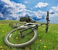 Fototapety ULICZKI rowery 5245 mini