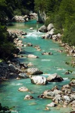 Fototapety PEJZAŻ WODNY góry i doliny 5255