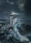 Fototapety PEJZAŻ WODNY morska bryza 5289 mini