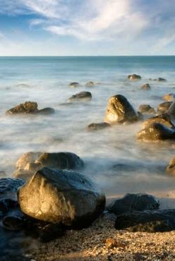 Fototapety PEJZAŻ WODNY morska bryza 5308