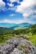 Fototapety PEJZAŻ góry 5527 mini