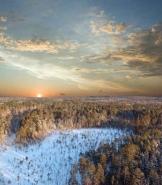 Fototapety PEJZAŻ zima 5601 mini