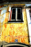 Fototapety ULICZKI okna 5811 mini