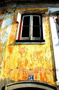 Fototapety ULICZKI okna 5811