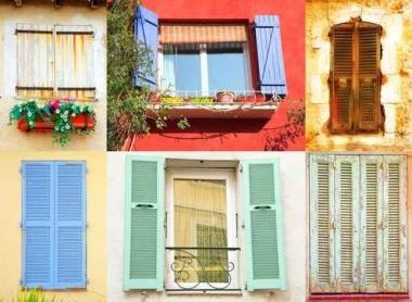 Fototapety ULICZKI okna 5812