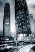 Fototapety PEJZAŻ MIEJSKI drapacze chmur 5879 mini