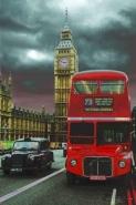 Fototapety PEJZAŻ MIEJSKI londyn 5919 mini
