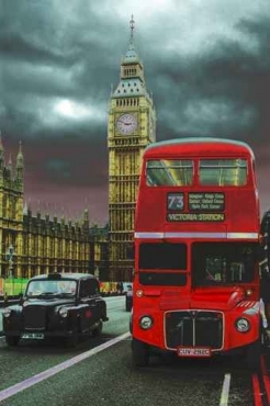 Fototapety PEJZAŻ MIEJSKI londyn 5919
