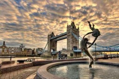 Fototapety PEJZAŻ MIEJSKI londyn 5923