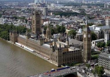 Fototapety PEJZAŻ MIEJSKI londyn 5925
