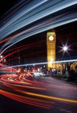Fototapety PEJZAŻ MIEJSKI londyn 5930