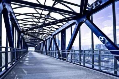 Fototapety PEJZAŻ MIEJSKI mosty 6065