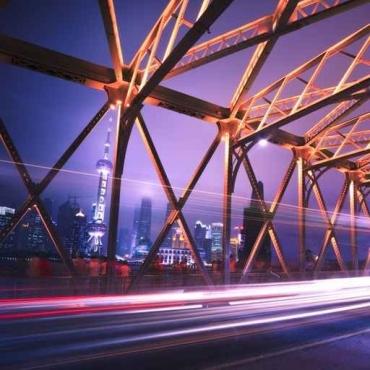 Fototapety PEJZAŻ MIEJSKI mosty 6069