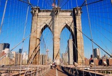 Fototapety PEJZAŻ MIEJSKI mosty 6072