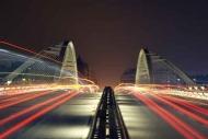 Fototapety PEJZAŻ MIEJSKI mosty 6075 mini