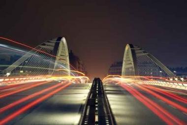 Fototapety PEJZAŻ MIEJSKI mosty 6075