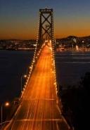 Fototapety PEJZAŻ MIEJSKI mosty 6085 mini
