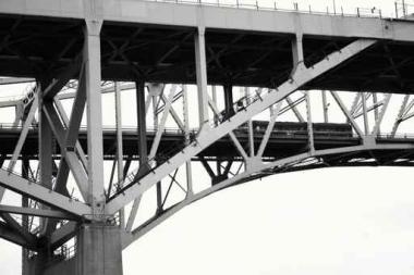 Fototapety PEJZAŻ MIEJSKI mosty 6087