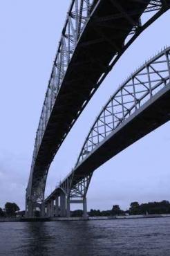 Fototapety PEJZAŻ MIEJSKI mosty 6088