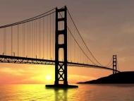 Fototapety PEJZAŻ MIEJSKI mosty 6090 mini