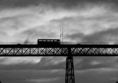 Fototapety PEJZAŻ MIEJSKI mosty 6093