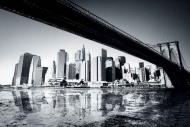 Fototapety PEJZAŻ MIEJSKI mosty 6095 mini