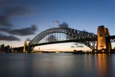 Fototapety PEJZAŻ MIEJSKI mosty 6105