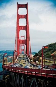 Fototapety PEJZAŻ MIEJSKI mosty 6111