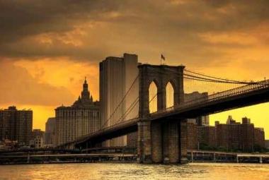 Fototapety PEJZAŻ MIEJSKI mosty 6113
