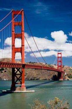 Fototapety PEJZAŻ MIEJSKI mosty 6114