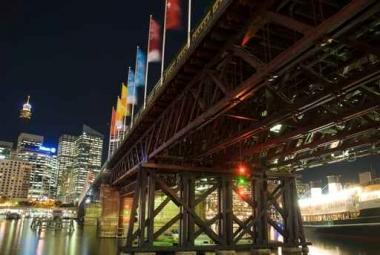 Fototapety PEJZAŻ MIEJSKI mosty 6116