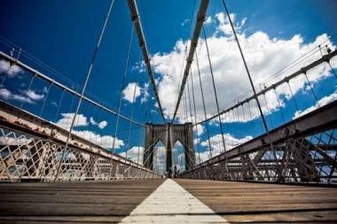 Fototapety PEJZAŻ MIEJSKI mosty 6118