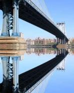 Fototapety PEJZAŻ MIEJSKI mosty 6182 mini