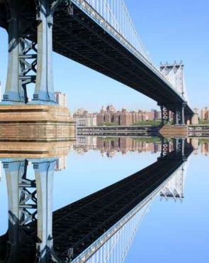 Fototapety PEJZAŻ MIEJSKI mosty 6182