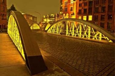Fototapety PEJZAŻ MIEJSKI mosty 6187