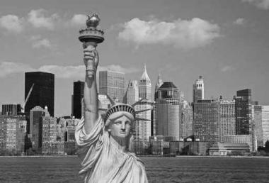 Fototapety PEJZAŻ MIEJSKI new york 6188