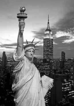 Fototapety PEJZAŻ MIEJSKI new york 6189