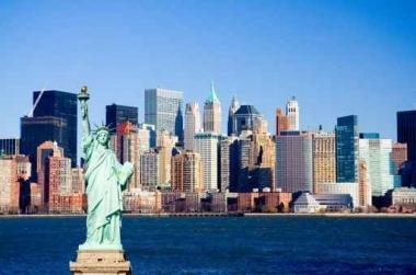 Fototapety PEJZAŻ MIEJSKI new york 6191