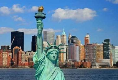Fototapety PEJZAŻ MIEJSKI new york 6193