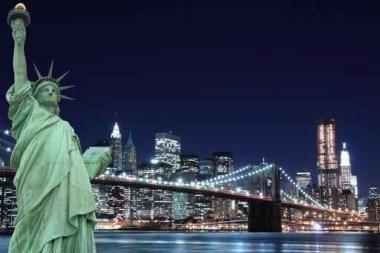 Fototapety PEJZAŻ MIEJSKI new york 6196