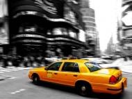 Fototapety PEJZAŻ MIEJSKI taxi 6228 mini