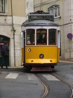 Fototapety PEJZAŻ MIEJSKI tramwaje 6232