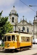 Fototapety PEJZAŻ MIEJSKI tramwaje 6235 mini