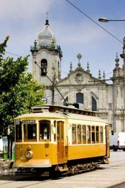 Fototapety PEJZAŻ MIEJSKI tramwaje 6235