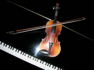 Fototapety MUZYKA instrumenty 6440