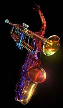 Fototapety MUZYKA instrumenty 6443