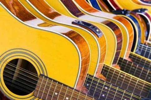 Fototapety MUZYKA instrumenty 6444-big