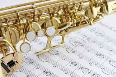 Fototapety MUZYKA instrumenty 6446