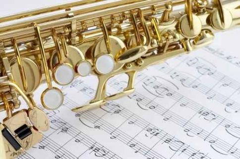 Fototapety MUZYKA instrumenty 6446-big